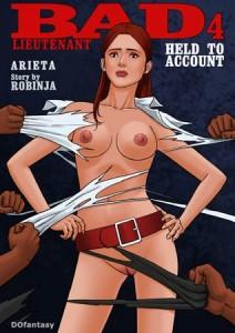 Bad Lieutenant 4: Held To Account by Arieta