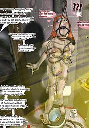 BDSM comics by Benedikt