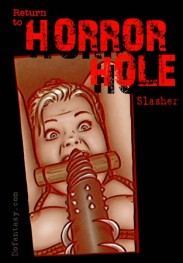 Return to Horror Hole  by Slasher. Fansadox 435