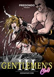 Gentlemen's Club 3 by Predondo
