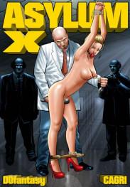 Asylum X by Cagri