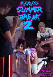 Kayla's Summer Break part 2 by Hawke