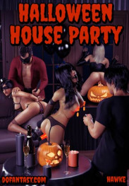 Halloween House Party by Hawke